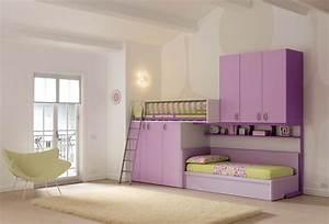 chambre lit superpos lit superpose petite chambre 4 With tapis chambre enfant avec canape avec lit gigogne