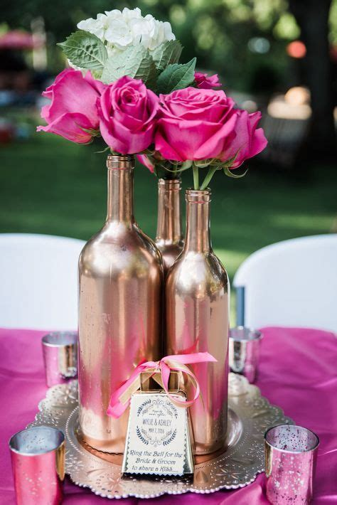 24 Beautiful Wine Bottles Centerpieces Perfect for Every