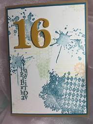 Teenage Boy Birthday Cards Ideas