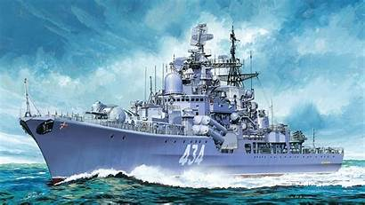 Navy Russian Destroyer Wallpapers Military Warships Admiral