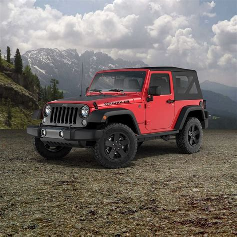 huge jeep wrangler new jeep wrangler and wrangler unlimited trims added to lineup