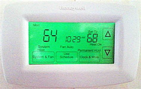 Honeywell RTH7600D 7 Day Programmable Thermostat Review