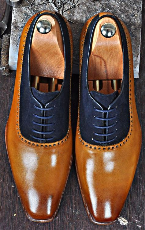 Mens Luxury Shoes Tuccipolo Mono Handmade Special
