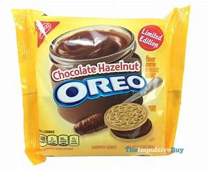 REVIEW: Limited Edition Chocolate Hazelnut Oreo Cookies ...