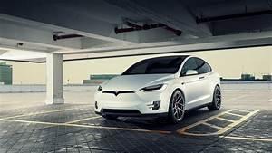 2017 Novitec Tesla Model X Wallpaper | HD Car Wallpapers