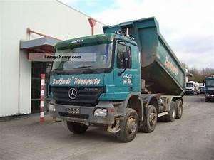 Mercedes-benz Actros 4144 8x6 Meiller