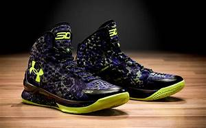 Under Armour Curry One Dark Matter All Star