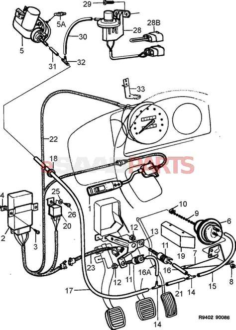 Saab Vacuum Pump Parts From Esaabparts
