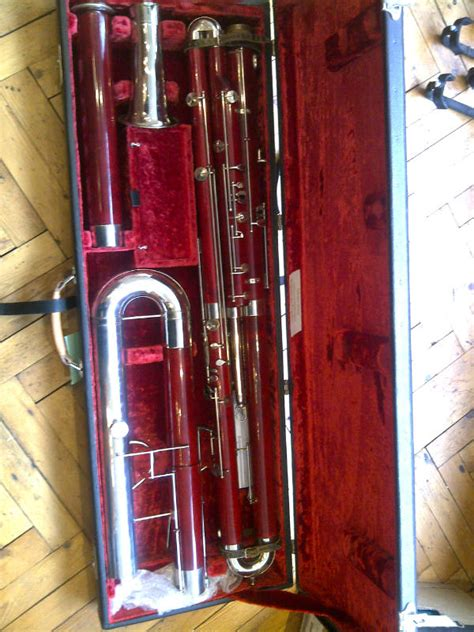 Howarth 2nd Hand Bassoon List