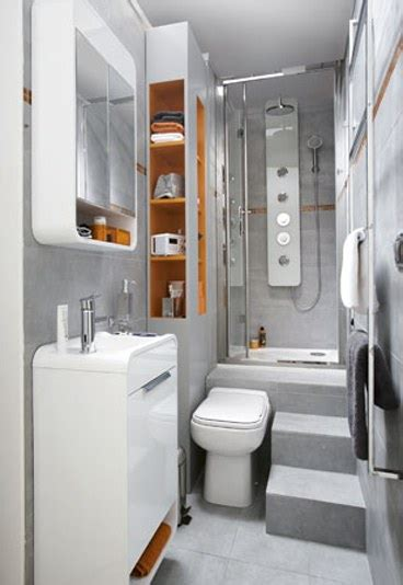 am 233 nagement salle de bain surface