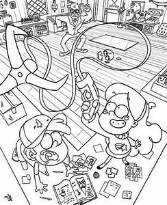 Dibujos para colorear de Disney e imprimir