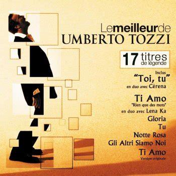 Testo Stella Stai by Umberto Tozzi Tutti I Testi Delle Canzoni E Le Traduzioni