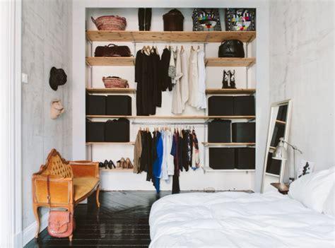 Closet Organization Ideas Tiny Closets by Check Out These 15 No Closet And Tiny Closet Ideas That
