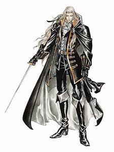 Alucard (Castlevania Judgment)