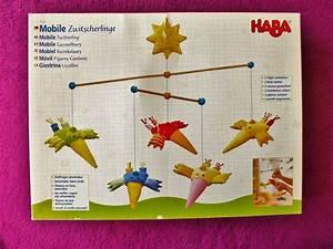 Mobile Baby Haba : mobile von haba zwitscherlinge kaufen auf ricardo ~ Watch28wear.com Haus und Dekorationen