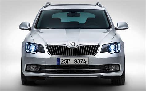 The New Škoda Superb Škoda