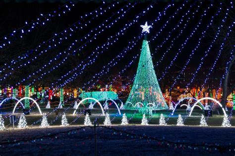 south jersey christmas light displays 17 best light displays in oklahoma 2016