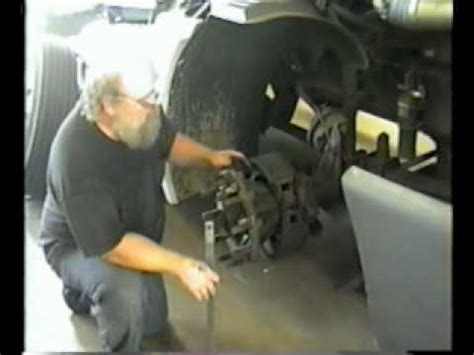 pb products truck spring brake tool front brakes video