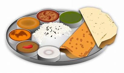 Meal Clipart Clip Indian
