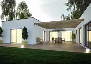 Extension de maison design pour agrandir sa maison