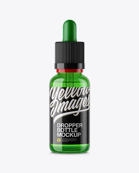 With smart object included you can edit the layers of the graphic canvas or remove them. Amber Glass Dropper Bottle Mockup - Green Glass Dropper ...
