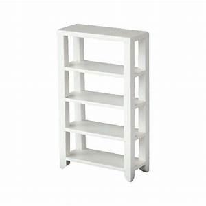 Petite Etagere Bois : petite meuble etagere de cuisine bois blanc ~ Teatrodelosmanantiales.com Idées de Décoration