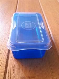 Boite Plastique Petite Taille : bo te plastique translucide bleu taille l kymoa ~ Edinachiropracticcenter.com Idées de Décoration