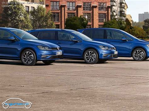 farben golf 7 vw golf vii sportsvan blue dusk metallic farben