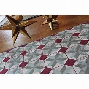 Set De Table Carreau De Ciment : koziel carreaux de ciment set de table multicolore brandalley ~ Teatrodelosmanantiales.com Idées de Décoration