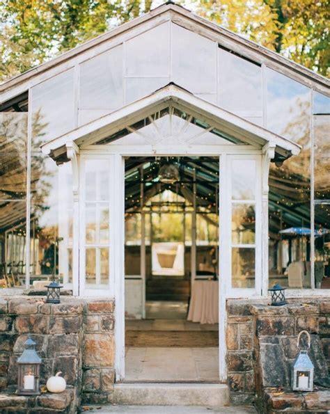 25 Lush Secret Gardens Glasshouses & Greenhouses