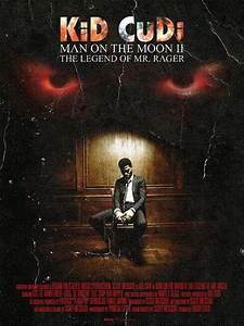 Kid Cudi: Man on the Moon II Album Posters   Overrating ...
