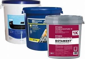 Bitumen Dickbeschichtung 2k : machacek produktkatalog produkte des hersteller botament ~ Yasmunasinghe.com Haus und Dekorationen