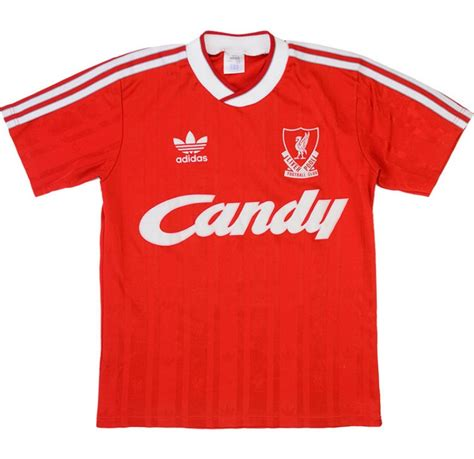 Liverpool FC 1988-89 Home Kit