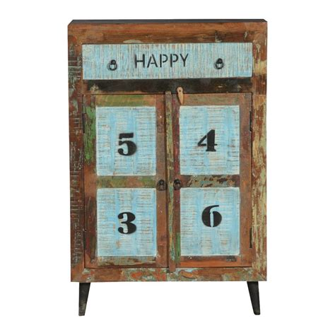 Cabinet Number by By The Numbers Reclaimed Wood Freestanding 31 5 Wide Cabinet