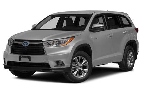 Price Of Toyota Highlander by 2014 Toyota Highlander Hybrid Price Photos Reviews