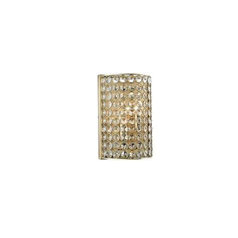dar lighting fro0975 frost 2 light antique brass and