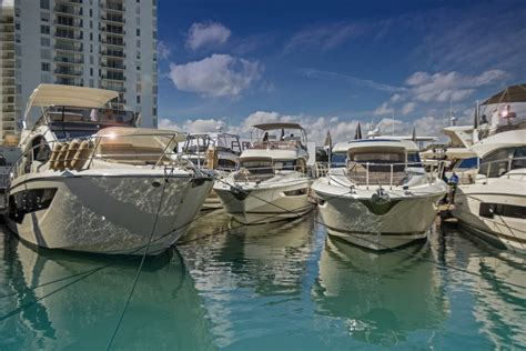Boat Round Up by Miami Boat Show Roundup Southern Boating Yachting