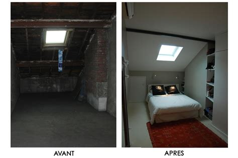 chambre combles amenagement de combles dovy elmalan transformation d