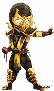 Mortal Kombat Trilogy Scorpion | www.imgkid.com - The ...