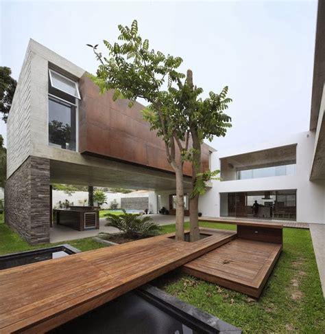 struktur rumah luas  desain terbuka desain rumah
