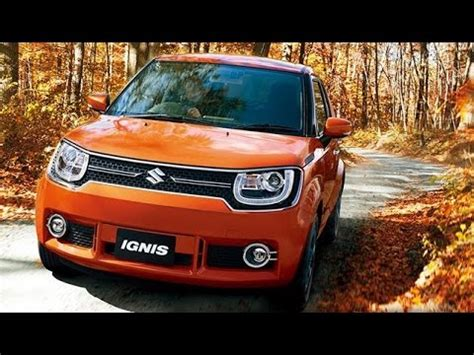 Suzuki Ignis 4k Wallpapers by Maruti Ignis Price Rs 4 59 Lakh To Rs 7 80 Lakh