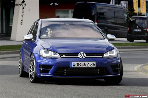 2019 Vw R400 by Volkswagen Golf R400 Spied Testing At The Nurburgring