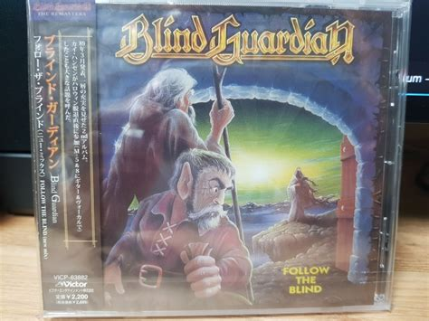 Valhalla Blind Guardian Lyrics by Blind Guardian Follow The Blind Cd Photo Metal Kingdom