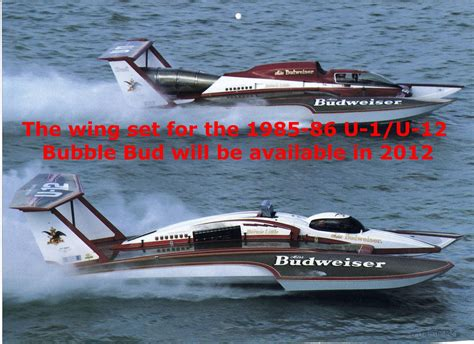 Unlimited Hydro Boats by Miss Budweiser Piston And Turbine Boats Unlimited