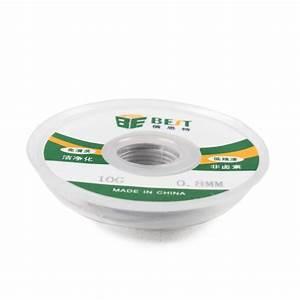 Fil A Souder : fil souder 1 0mm 10 grs sosav ~ Dode.kayakingforconservation.com Idées de Décoration