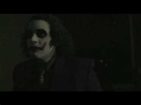 Christian Bale Dilemma Heath Ledger The Joker Youtube