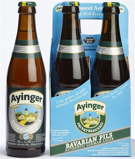 Ayinger Bavarian Pils Now Available Now In US | Community ...