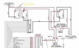 Pontoon Boat Wiring Diagrams Schematics