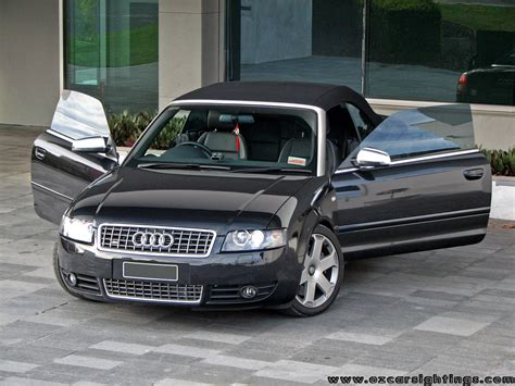 2004 Audi S4 Cabriolet Pictures Information And Specs