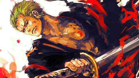 One Piece Zoro Wallpaper Desktop Background